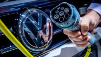Volkswagen elétrico