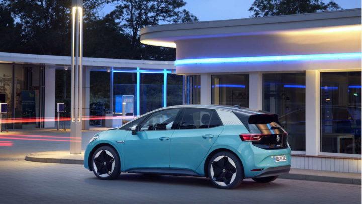 Volkswagen OTA atualizações software Tesla