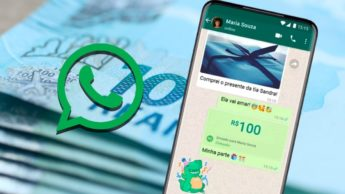 Imagem WhatsApp Pay no Brasil