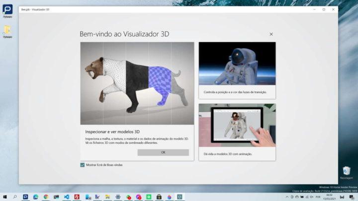 Microsoft Windows 10 3D apps remover
