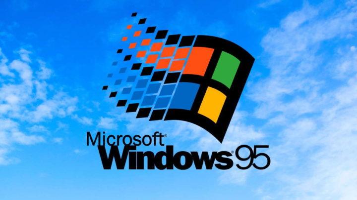 Windows 95 easter egg escondido 25 anos Internet Mail