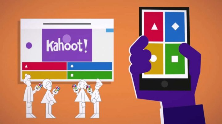 Kahoot- plataforma baseada em jogos e questionários