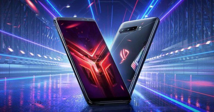 Asus ROG Phone 5 derruba toda a concorrência do mundo Android