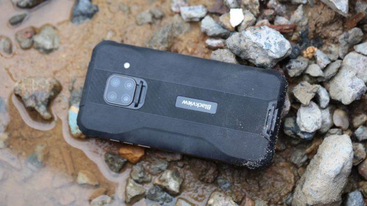 Smartphone Blackview BV5100 - uma proposta robusta acaba de chegar por 120 €