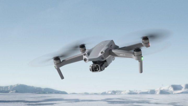 DJI Air 2S: o novo drone com câmara de 20 MP e gravação de vídeo a 5.4K