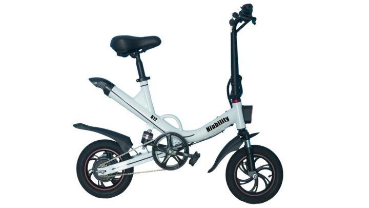 Niubiliby B12 - Uma nova bicicleta elétrica para as suas deslocações diarias