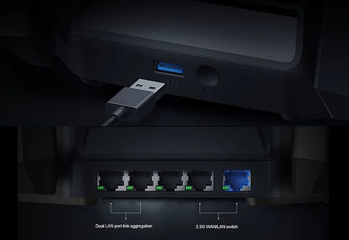 Xiaomi Mi AX9000 - o router gaming com Wi-Fi 6 já está disponível