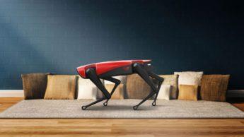 AlphaDog, cão robô da Weilan