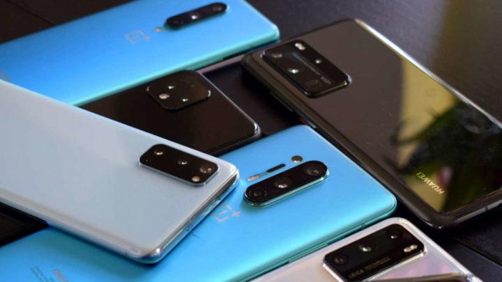 smartphones mercado SoC marcas hardware