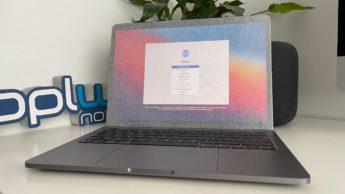 Imagem MacBook Pro com M1