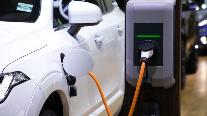 Carregamento de elétricos