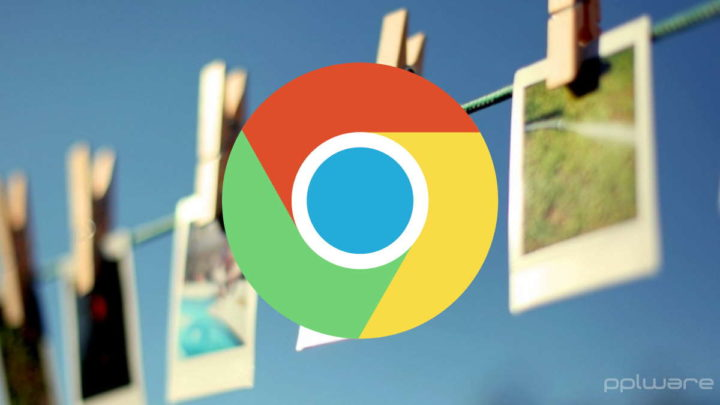 Chrome Google Memories pesquisas Canary