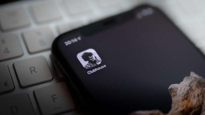 Clubhouse dados utilizadores serviço informação
