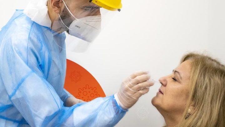 COVID-19: Testes rápidos de antigénio em Portugal: 34 mil num só dia