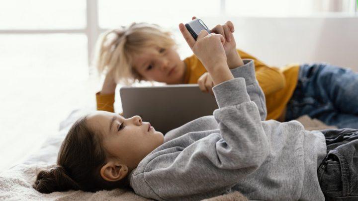 Controlo parental: Não deixe os seus filhos sozinhos na Internet