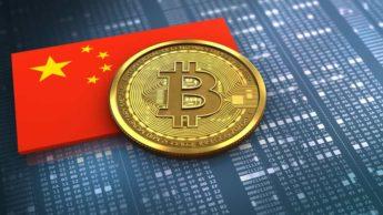Mineração de criptomoedas na China