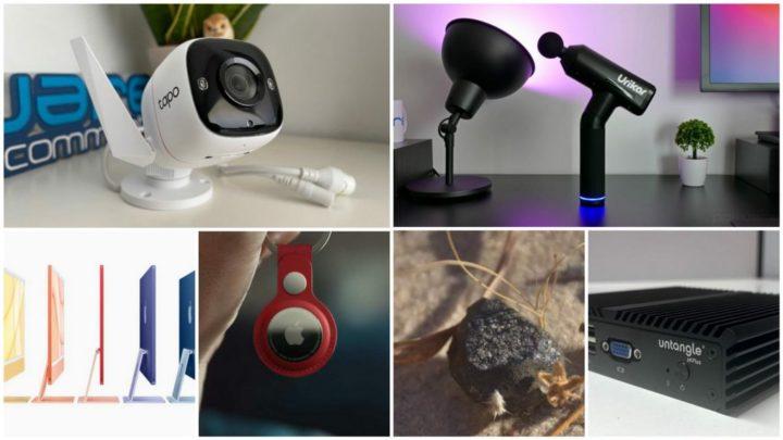 E os destaques tecnológicos da semana que passou foram... - Apple, NASA, Urikar