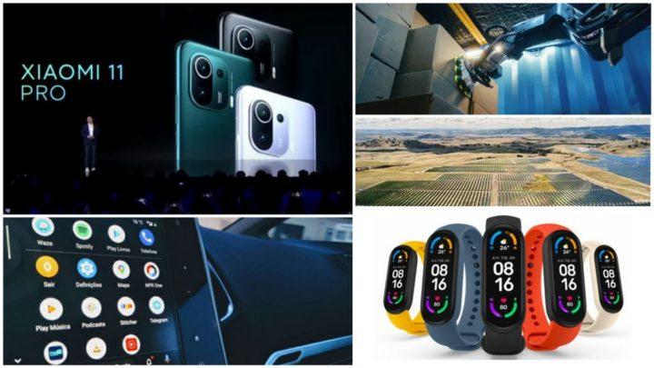 E os destaques tecnológicos da semana que passou foram... - Xiaomi, Android, ciência