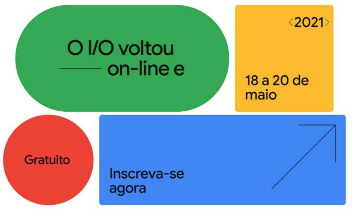 Google I/O evento 2021