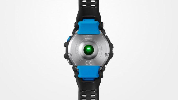 Imagem smartwatch Casio G-Shock com Wear OS