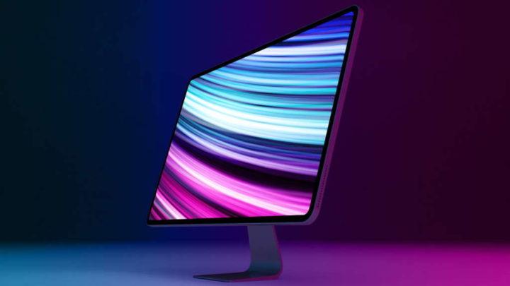 Apple iMac coloridos novidades