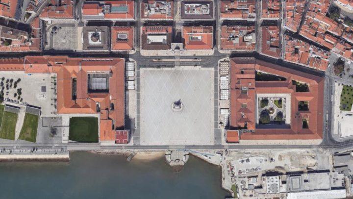 Imagens de satélite geográficas falsas representam uma ameaça não muito distante