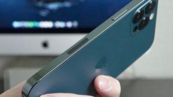 Ilustração iPhone 13 com melhor 5G