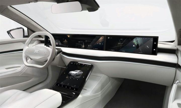 Zhiji L7: O carro elétrico da Alibaba com 1100 km de autonomia