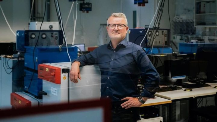 Maximilian Fichtner, especialista em baterias