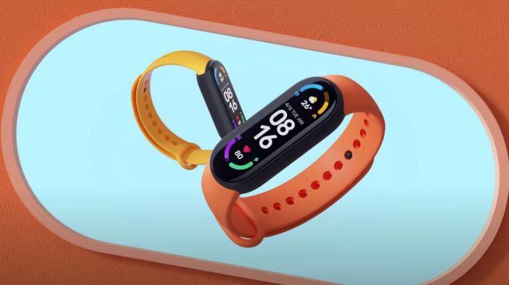 Xiaomi Mi Band 6 - Versão Global está finalmente disponível