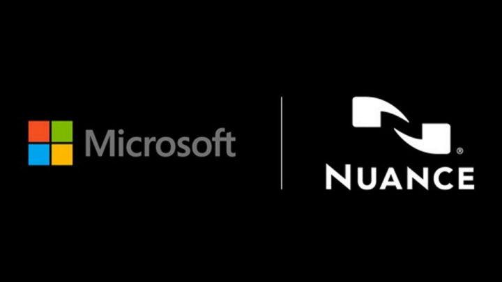 Microsoft Nuance compra empresa tecnologia