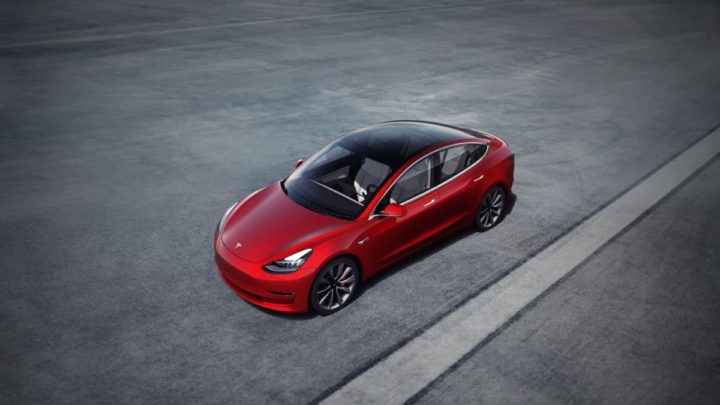 Model 3 da Tesla