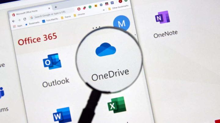 OneDrive 64 bits Microsoft Windows