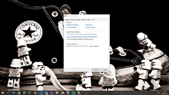 OneDrive de 64 bits Microsoft Windows