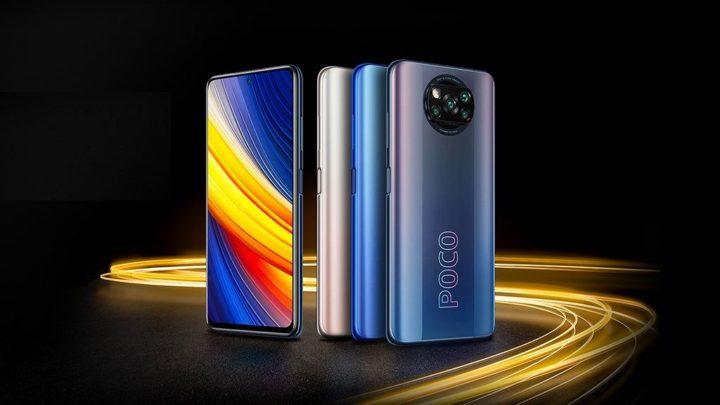 5 motivos para escolher o smartphone POCO X3 Pro