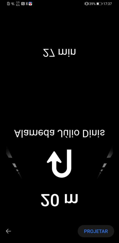Petal Maps Huawei novidades HUD