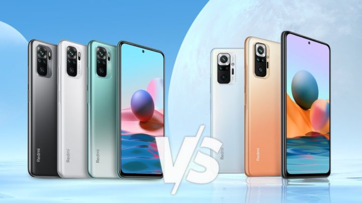 Xiaomi Redmi Note 10 vs. Redmi Note 10 Pro - Qual a melhor escolha para si?