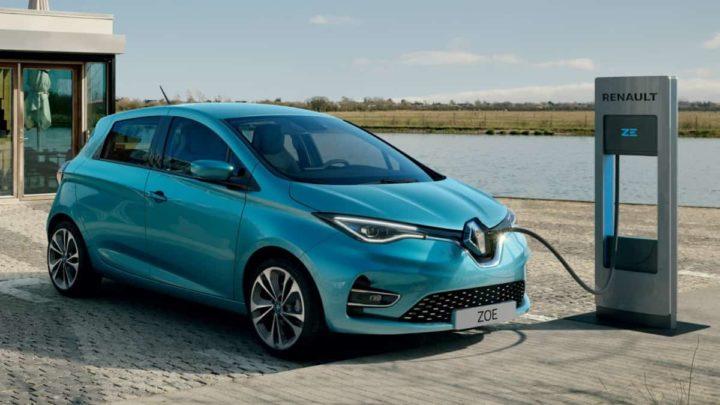 Renault elétrico