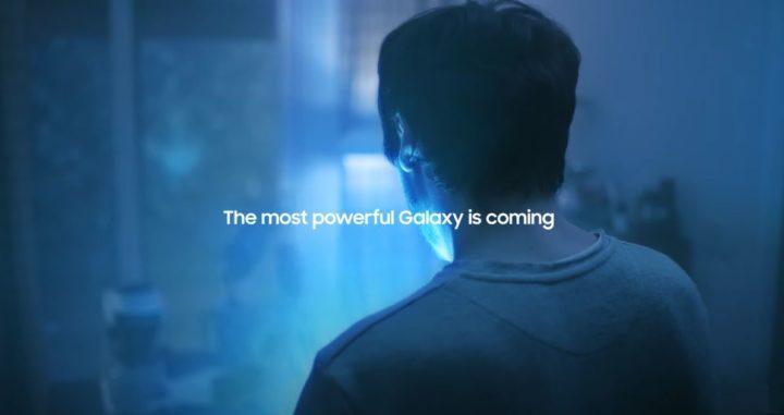 Samsung: O Galaxy mais poderoso está a chegar