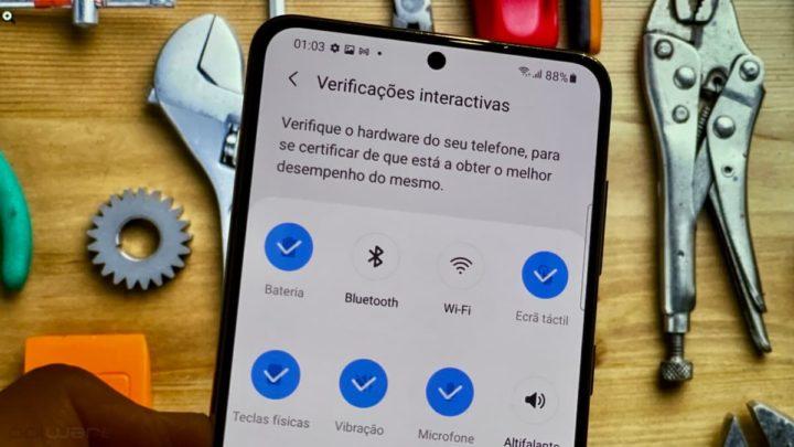 Imagem Samsung Galaxy S21