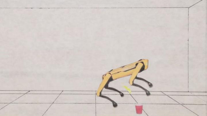 Spot, Boston Dynamics