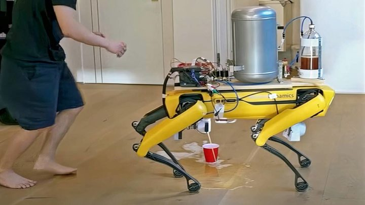 Spot, Boston Dynamics