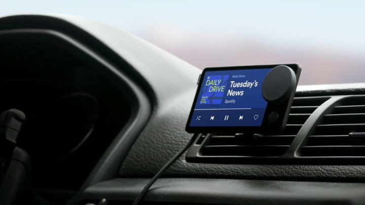 Spotify Car Thing carro gadget música