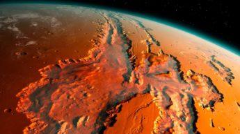 Imagem do planeta Marte