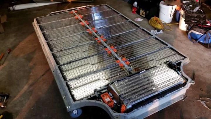 Baterias da Tesla