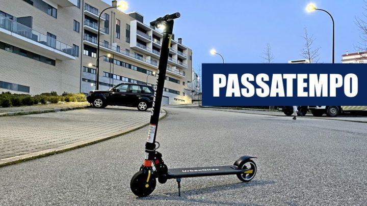 Passatempo 16 anos Pplware: Ganhe uma trotinete elétrica Storex Urbanglide Ride 62S