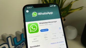 Imagens WhatsApp no iOS