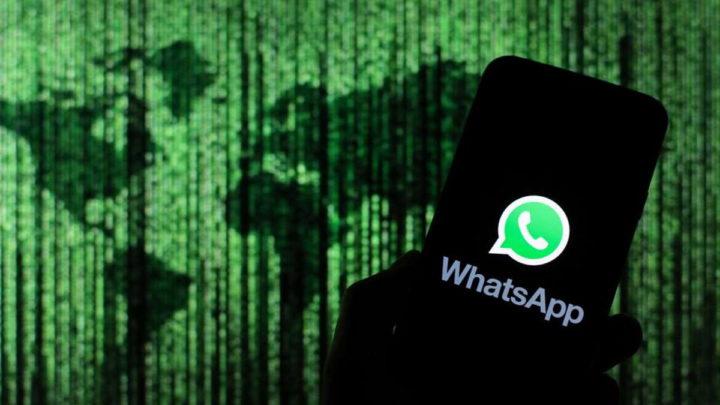 WhatsApp conta telefone hacker falha