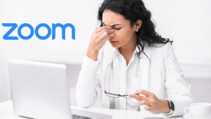 Fadiga do Zoom: Mulheres são mais afetadas que homens! Saiba porquê...