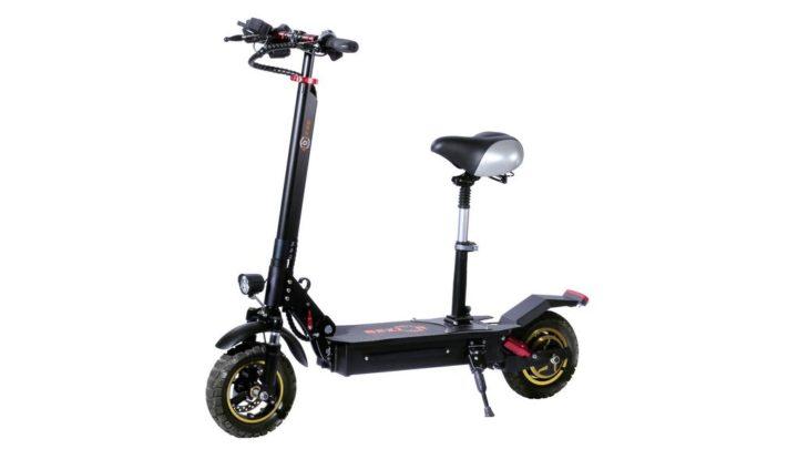 Scooter elétrica Bezior S1 - deixe o carro na garagem e opte por uma mobilidade mais sustentável
